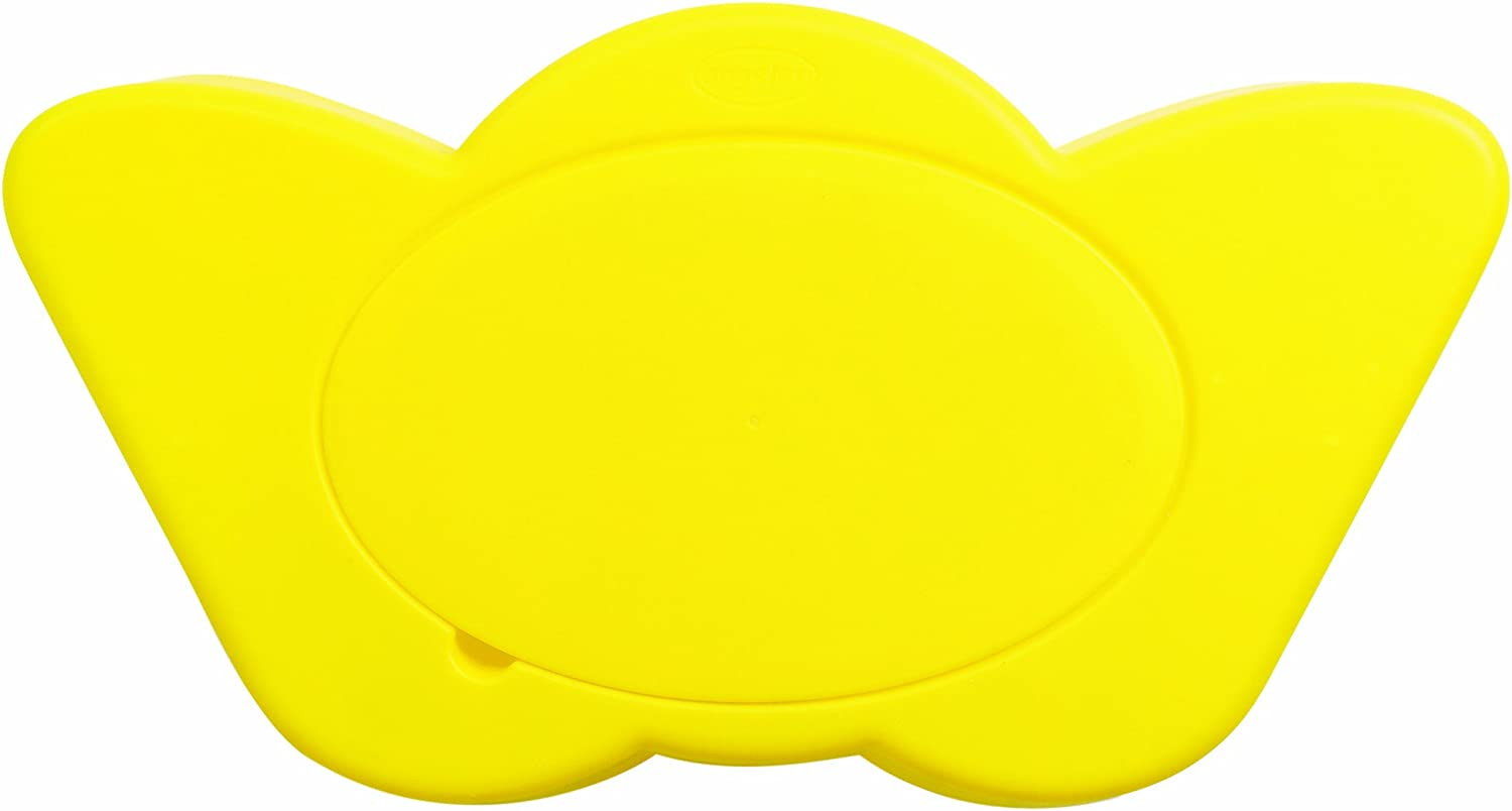 Angeles 18-24  Adjustable Height Multi-Purpose Sensory Sand and Water Activity Table, Canary