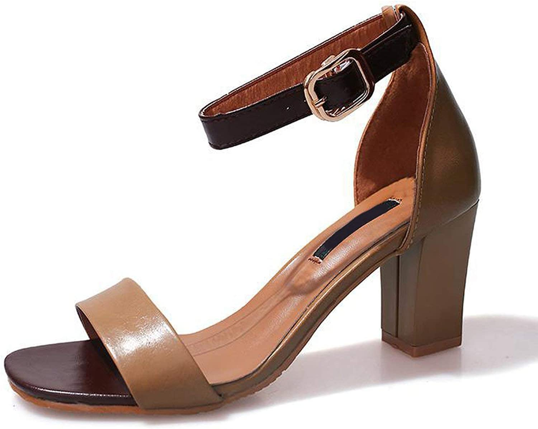 ALWAYS ME High Heels Women Pumps Sexy Nightclub Casual shoes Parties Dress Peep Toe Summer Sandals Buckle