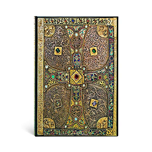 Paperblanks Lindau Evangelien Notizbuch Midi (180 x 130 mm) Hardcover Liniert 240 Seiten Signaturedition