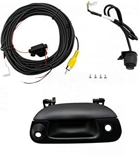 Rear View Backup Camera Add On Kit w/Wiring & Tailgate Handle Compatible with F150 F250 photo