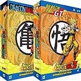 Coffret intégrale dragon ball z ; dragon ball gt [Francia] [DVD]