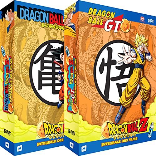 Coffret intégrale z Dragon Ball GT