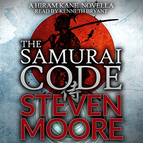 The Samurai Code audiobook cover art
