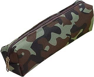 Funnygals - Boys Girls Pencil Case Camouflage School Supplies Pouch Purse Mini Bag Trendy