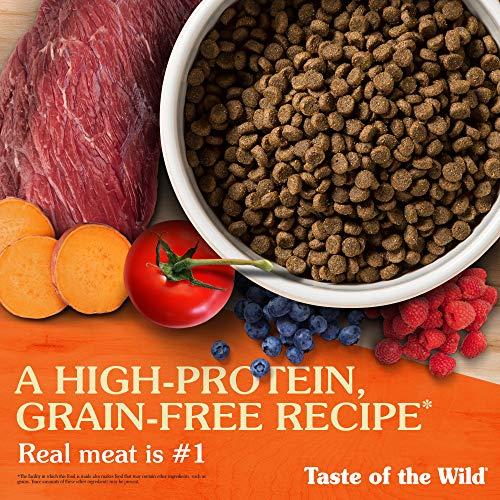 Taste of the Wild High Prairie Canine Grain