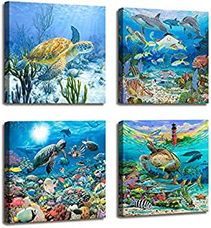 Best framed coastal wall art Reviews