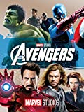 The Avengers movie DVD