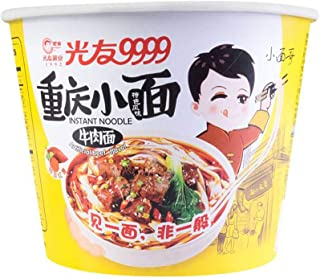 Guangyou Instant Noodle (Chongqing Noodle(重庆小面)×12bowls)