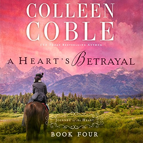 Couverture de A Heart's Betrayal