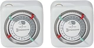 Intermatic TN111K-2PK Premium Indoor Timers, 2-Pack