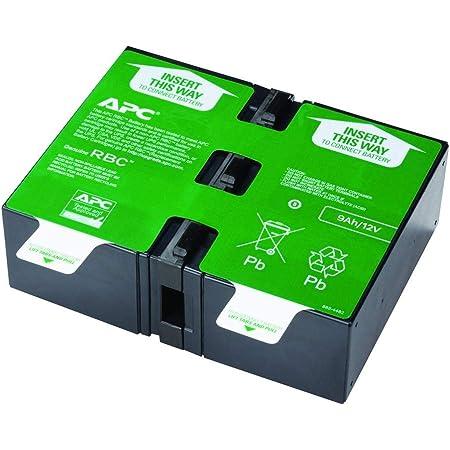 Apc Apcrbc124 Ersatzbatterie Für Unterbrechungsfreie Computer Zubehör