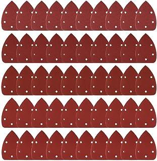 Coceca Mouse Detail Sander Sandpaper Sanding Paper Assorted 40 80 120 180 240 Grits..
