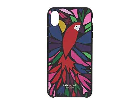 Kate Spade New York Papercut Parrot Phone Case For iPhone XS Max