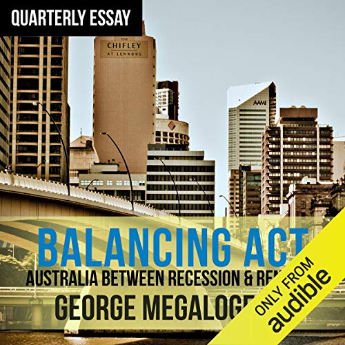 Quarterly Essay 61 audiobook cover art