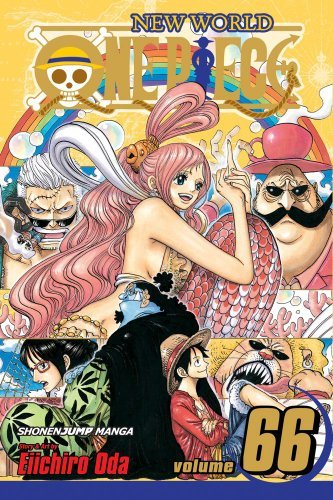 One Piece, Vol. 66: The Road Toward The Sun (One Piece Graphic Novel) (English Edition)