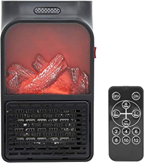 TOPINCN - Calefactor portátil con luz LED, Calentador de Manos, Hotel, Cocina, Bar, baño, UE, 220 V-240 V
