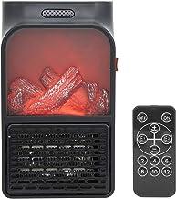 Famus Mini Handy Heater LED Calentador de Pared Estufa Calentador de Manos Hotel Hogar Calidez silenciosa Rápidamente Cocina Bar Baño 220V-240V