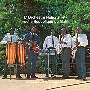 """L'Orchestre National """"A"""" de la République du Mali"""