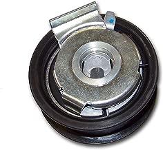 DNJ TBT802A Timing Belt Tensioner for 2005-2015/Audi, Volkswagen/A3, A4, A4 Quattro, Eos, GTI, Jetta, Passat, TT, TT Quattro/2.0L/DOHC/L4/16V/121cid/BPG, BPY, BWT, CDMA