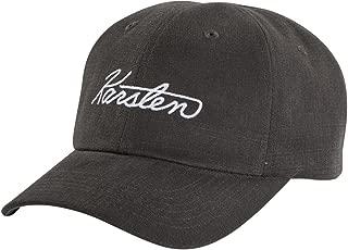CLASSIC KARSTEN CAP 2018- GUNMETAL