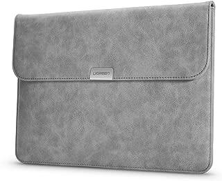 UGREEN Tablet Sleeve Case 9.7 Inch Compatible for New 2018 2017 iPad, iPad 6th Generation, iPad 5 4 3 2, iPad Air 2, 2016 iPad Pro 9.7 Inch, Samsung Galaxy Tab S3, Tab A 9.7, Slim Protective Bag Gray