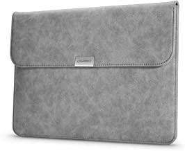 UGREEN Tablet Sleeve Case 12.9 Inch Compatible for 2018 2017 iPad Pro 12.9, iPad Air 2019, Google Pixel C, Pixelbook, Samsung Galaxy Book, Microsoft Surface Pro 643, Protective Carrying Bag, Grey