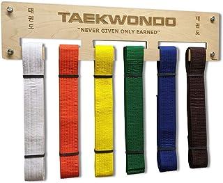 RenKata Taekwondo Belt Display or Medal Holder