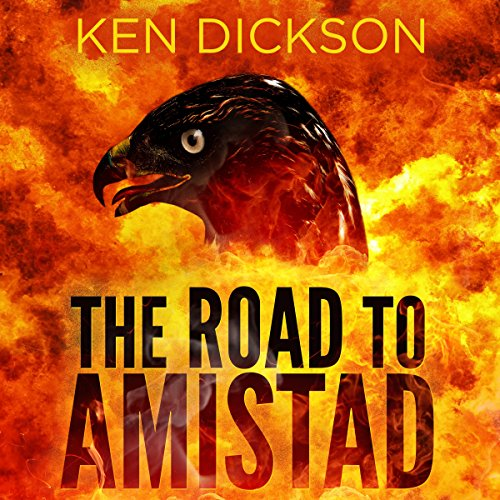 The Road to Amistad audiobook cover art