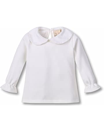 d6085dfb954d6 女の子 長袖 Tシャツ ブラウス 子供服 トップス シャツ 厚手 可愛い キッズ服 着まわし 秋冬