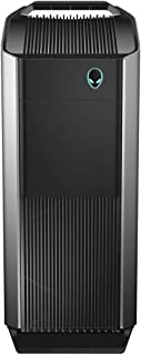 Alienware AACFL_i7Km16225680SW10s_120 Desktop PC, Intel Core i7 4.6GHz, 16GB RAM, 2000GB HDD + 256GB SSD, Windows 10