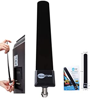 Dovital Clear TV Key Clear TV Digital Indoor Antenna HD TV Free TV Digital Receive Satellite TV Indoor Antenna Ditch Cable As Seen on TV - Full 1080p HD