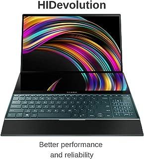 HIDevolution ASUS Zenbook Pro Duo UX581GV 15.6 4K UHD | 2.4 GHz i9-9980HK, RTX 2060, 32GB 2666MHz RAM, 1TB PCIe SSD | Authorized Performance Upgrades & Warranty