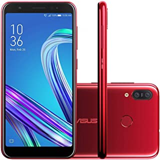 Zenfone  Max M3 4GB 64GB , Red