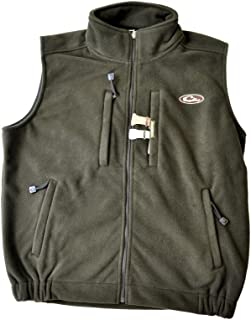 Drake Waterfowl Men's Casual Windproof Layering Vest