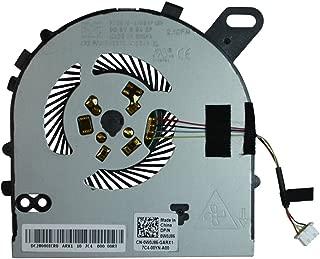 Power4Laptops DELL Inspiron 15 5558 Versi/ón 2 Ventilador para Ordenadores port/átiles con disipador de Calor para los procesadores de Intel por Favor, consulte la Imagen