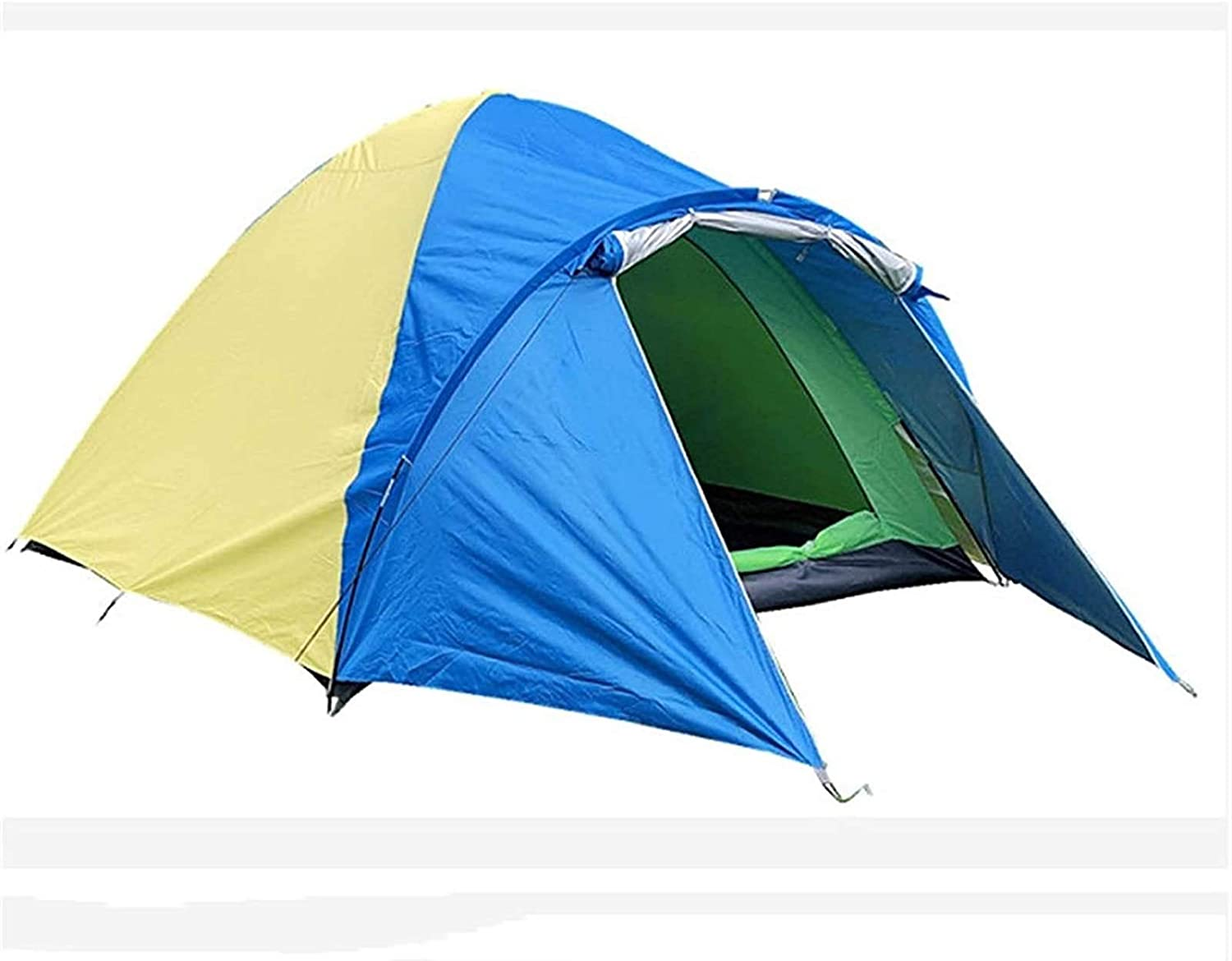 WDZJM Tent Manufacturer regenerated unisex product Outdoor Ultra-Light Rainproof Out Double-Layer