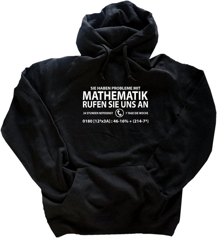 Sie haben Probleme mit Mathematik - - - Notdienst T-Shirt B00PP6F8Z6  Won hoch geschätzt und weithin Grünraut im in- und Ausland Grünraut 207f3e