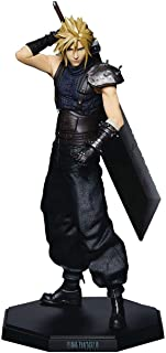 Final Fantasy VII Remake: Cloud Strife Statuette, Multicolor