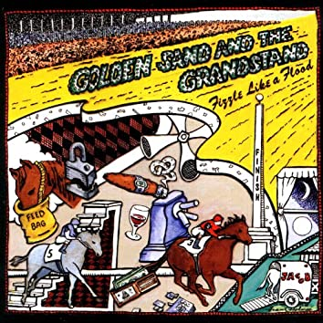 Golden Sand And The Grandstand