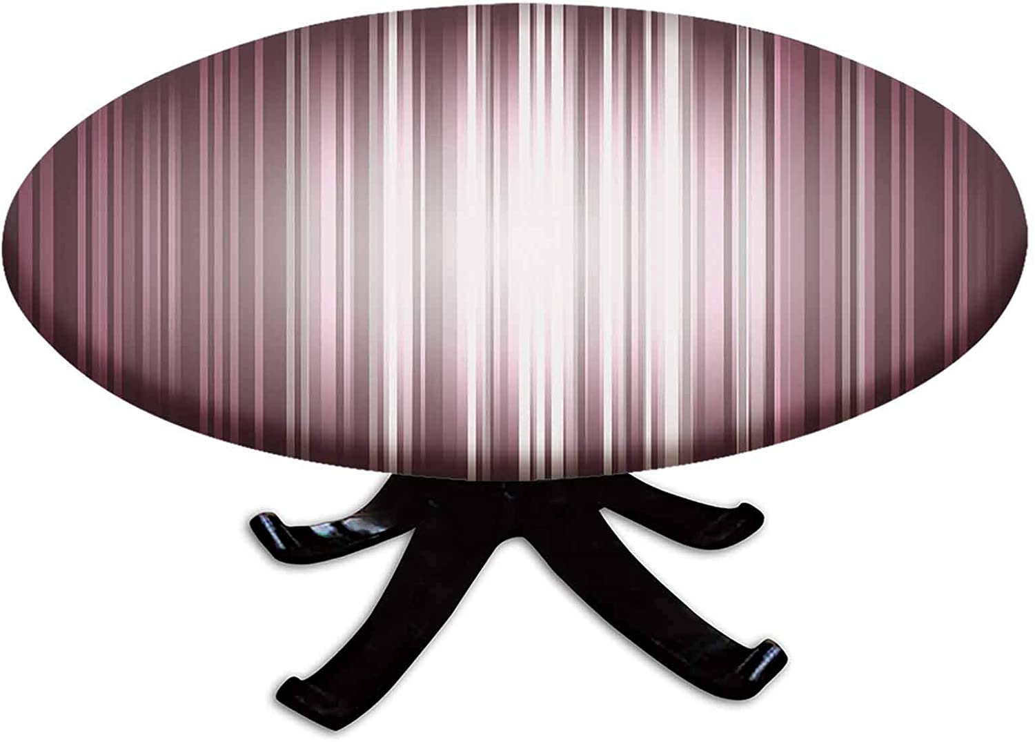 Elastic Edged Polyester Fitted Table 正規激安 Digital St Cover 未使用 Futuristic