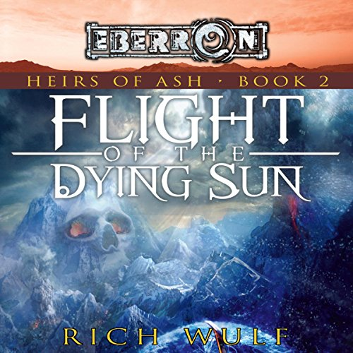 Flight of the Dying Sun cover art