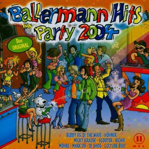 Ballermann Hits Party 2004