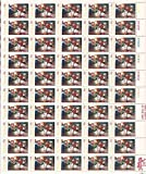 Christmas Copley Sheet of 50 x 13 Cent US Postage Stamps Scott 1701
