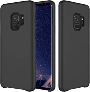 Galaxy S9 Case, Angels Coming Samsung Galaxy S9 Silicone Cover Liquid Silicone Gel Rubber Case with Soft Microfiber Cloth Lining Cushion for Galaxy S9