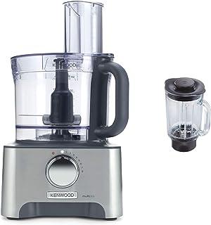 Kenwood FDM781 - Robot de cocina, 1000 W, color gris