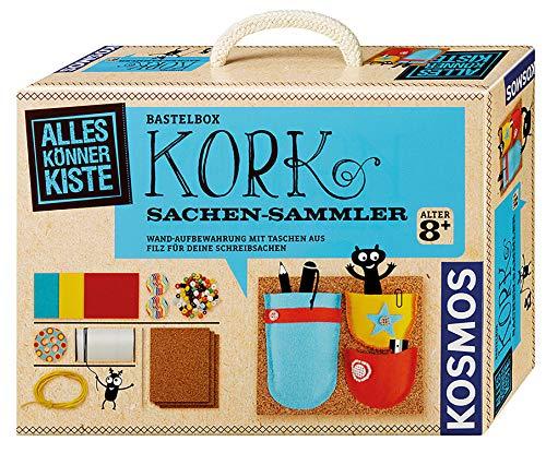 KOSMOS 604271 - Kork Sachen-Sammler Bastelset