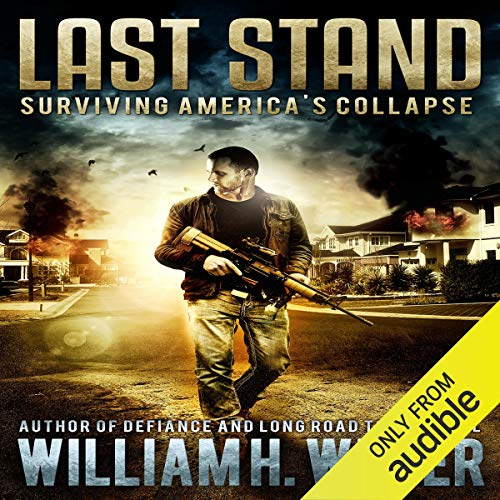 Last Stand audiobook cover art