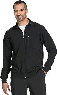 Cherokee Infinity Men's Zip Front Scrub Jacket