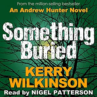 Something Buried: An Absolutely Gripping Mystery Thriller cover art