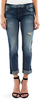 Kut from the Kloth Women's Catherine Boyfriend Denim Jeans
